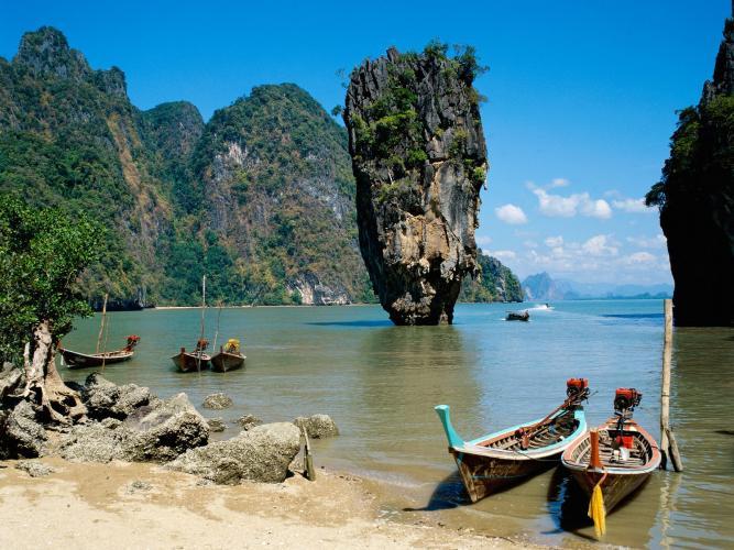 Где отдых в тайланде панган тайланд туры