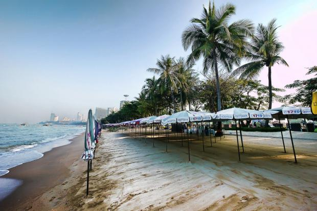 Пляжи в паттайе где можно купаться