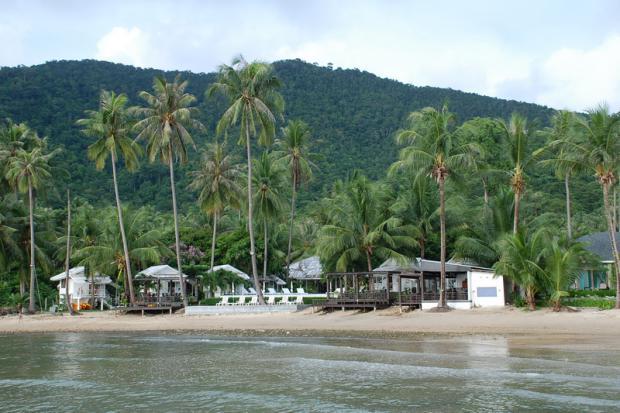 Отдых в тайланде остров ко чанг