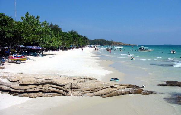 Остров Самет (Тайланд)