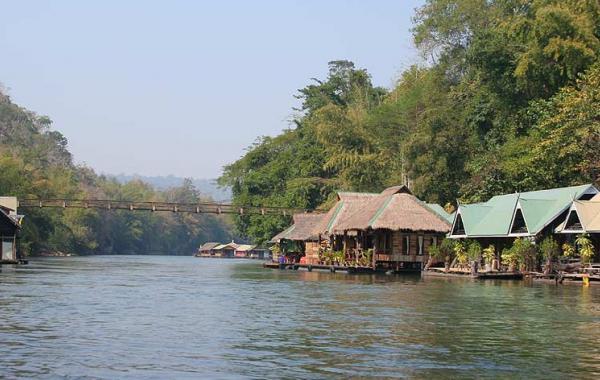 Река Квай (Тайланд)