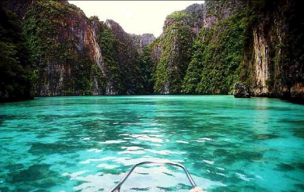 Тайланд в августе