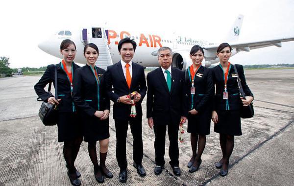 Тайская авиакомпания приостановила полеты