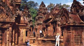 Поездка из Паттайи в Камбоджу